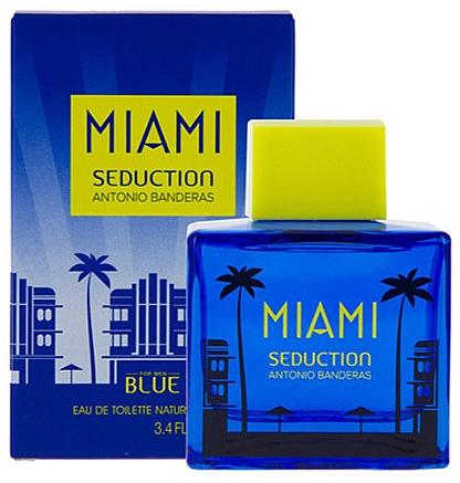 Antonio Banderas Blue Seduction Miami - Eau de Toilette