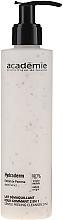 Düfte, Parfümerie und Kosmetik 2in1 Mildes Gesichtspeeling mit Apfelextrakt - Academie Gentle Peeling Cleanser 2 In 1