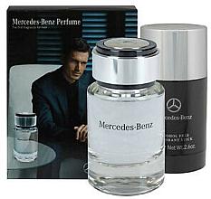 Düfte, Parfümerie und Kosmetik Duftset - Mercedes-Benz Mercedes-Benz For Men (Eau de Toilette 75ml + Deostick 75g)