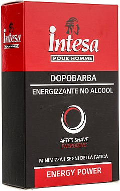 """After Shave Lotion """"Energy Power"""" - Intesa Energy Power After Shave Lotion"""