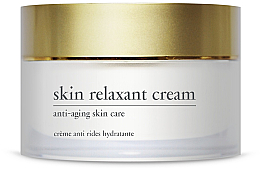 Düfte, Parfümerie und Kosmetik Przeciwstarzeniowy krem do twarzy - Yellow Rose Skin Relaxant Cream