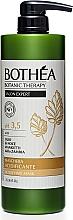 Düfte, Parfümerie und Kosmetik Feuchtigkeitsspendende Haarmaske auf Basis von Mankettiöl - Bothea Botanic Therapy Acidifying Mask pH 3.5