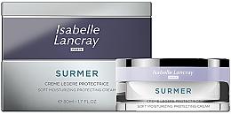 Düfte, Parfümerie und Kosmetik Leichte schützende und feuchtigkeitsspendende Gesichtscreme - Isabelle Lancray Surmer Soft Moisturizing Protecting Cream