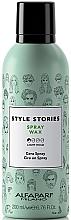 Düfte, Parfümerie und Kosmetik Sprühwachs für mehr Textur und Glanz - Alfaparf Milano Style Stories Spray Wax