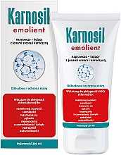 Düfte, Parfümerie und Kosmetik Erweichende Hautemulsion mit Silberionen und Carnosin - Deep Pharma Karnosil Emolient