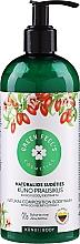 Düfte, Parfümerie und Kosmetik Żel pod prysznic z ekstraktem z jagód goji - Green Feel's Body Wash With Goji Berry Extract