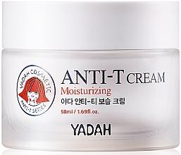 Feuchtigkeitsspendende Gesichtscreme für fettige und Promlemhaut - Yadah Anti-T Moisturizing Cream — Bild N1