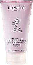 Düfte, Parfümerie und Kosmetik Feuchtigkeitsspendende und reinigende Gesichtscreme für trockene Haut - Lumene Comfort