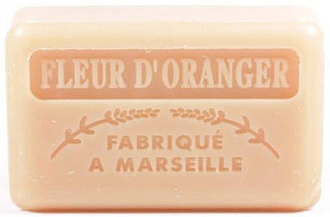 Handgemachte Naturseife Orangene Blume - Foufour Savonnette Marseillaise