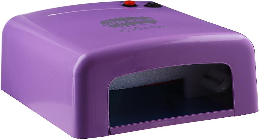 UV-Lampe für Nageldesign Clara violett - Ronney Professional UV 36W (GY-UV-818)