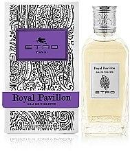 Düfte, Parfümerie und Kosmetik Etro Royal Pavillon - Eau de Toilette