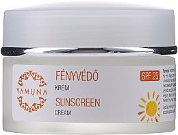 Düfte, Parfümerie und Kosmetik Krem przeciwsłoneczny na dzień - Yamuna Sunscreen Cream SPF 25