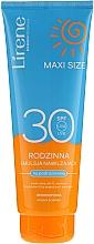 Düfte, Parfümerie und Kosmetik Feuchtigkeitsspendende Bräunungsemulsion für den Körper SPF 30 - Lirene Sun Care Moisturizing Emulsion SPF30