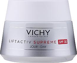 Düfte, Parfümerie und Kosmetik Anti-Falten Tagescreme mit Hyaluronsäure SPF 30 - Vichy Liftactiv Supreme Intensive Anti-Wrinkle Day Cream SPF30