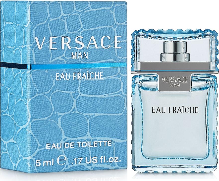 Versace Man Eau Fraiche - Eau de Toilette (Mini)  — Bild N1