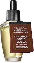 Düfte, Parfümerie und Kosmetik Bath And Body Works Cinnamon Spiced Vanilla Wallflowers Fragrance Refill - Aroma-Diffusor Cinnamon & Vanilla (Refill)