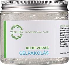 Düfte, Parfümerie und Kosmetik Gelmaske für den Körper mit Aloe Vera - Yamuna Aloe Vera Gel Mask