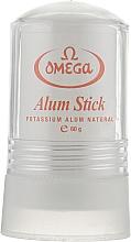 Düfte, Parfümerie und Kosmetik Alaun-Stick 49001 - Omega Alum Stick