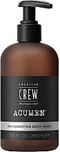 Düfte, Parfümerie und Kosmetik Tonisierendes Duschgel  - American Crew Invigorating Body Wash