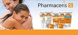 Feuchtigkeitsspendende Gesichtsschutzcreme - Pharmaceris S Sun Protect Hydrating & Protective Face Cream SPF 30 — Bild N2
