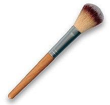 """Düfte, Parfümerie und Kosmetik Puderpinsel 36088 - Top Choice """"Wood"""""""
