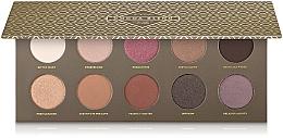 Düfte, Parfümerie und Kosmetik Lidschatten-Palette - Zoeva Cocoa Blend Palette