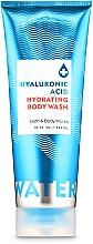 Düfte, Parfümerie und Kosmetik Duschcreme-Gel mit Hyaluronsäure - Bath and Body Works Water Hyaluronic Acid Hydrating Body Wash