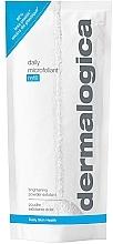 Düfte, Parfümerie und Kosmetik Aufhellendes und exfolierendes Enzympulver auf Reisbasis für täglichen Gebrauch - Dermalogica Daily Microfoliant Refill