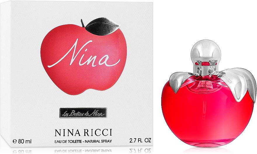 Nina Ricci Nina - Eau de Toilette
