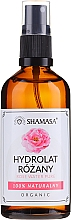 Düfte, Parfümerie und Kosmetik Natürliches Rosenwasser - Shamasa Rose Water