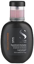 Düfte, Parfümerie und Kosmetik Nährendes Konzentrat mit pflanzlichen Stammzellen für trockenes Haar - Alfaparf Semi Di Lino Cellula Madre Nourishment Multiplier