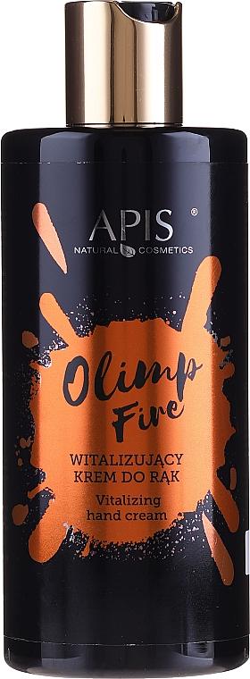 Vitalisierende Handcreme - Apis Olimp Fire Hand Cream
