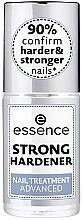 Düfte, Parfümerie und Kosmetik Nagelhärter - Essence Strong Hardener Nail Treatment Advaced