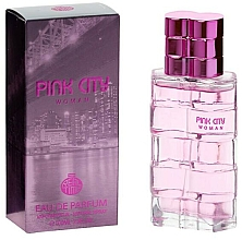 Düfte, Parfümerie und Kosmetik Real Time Pink City - Eau de Parfum
