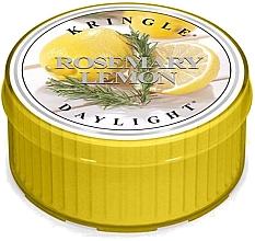 Düfte, Parfümerie und Kosmetik Duftkerze Daylight Rosemary Lemon - Kringle Candle Rosemary Lemon Daylight