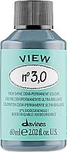 Düfte, Parfümerie und Kosmetik Demi-permanente Haarfarbe - Davines View