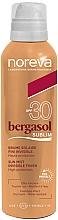 Düfte, Parfümerie und Kosmetik Sonnenschutznebel für Körper und Gesicht SPF 30 - Noreva Bergasol Sublim Sun Mist SPF30