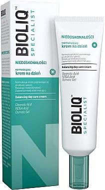 Normalisierende Tagescreme mit Matt-Effekt - Bioliq Specialist Niedoskonałośc Balancing Day Care Cream