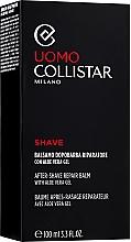 Düfte, Parfümerie und Kosmetik Gesichtspflegeset - Collistar Linea Uomo (Maxi Volume) (After Shave Balsam 100ml + Duschgel 30ml)