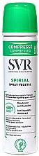 Düfte, Parfümerie und Kosmetik Deospray für empfindliche Haut - SVR Spirial Vegetal Anti-Humidity Deodorant