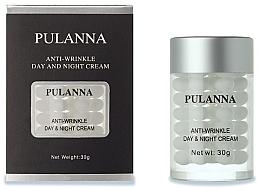 Düfte, Parfümerie und Kosmetik Tages- und Nachtcreme gegen Falten mit Ginseng - Pulanna Ginseng Day & Night Cream