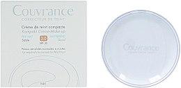 Düfte, Parfümerie und Kosmetik Kompakter Creme-Puder - Avene Couvrance Mat Effect SPF30 Foundation
