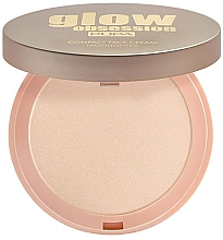 Düfte, Parfümerie und Kosmetik Kompakter Creme-Highlighter für das Gesicht - Pupa Glow Obsession Compact Face Cream Highlighter