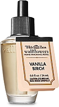 Düfte, Parfümerie und Kosmetik Bath and Body Works Vanilla Birch - Aroma-Diffusor Vanille (Refill)