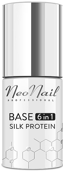 6in1 Protein-Base - NeoNail Professional Base 6in1 Silk Protein