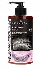 Düfte, Parfümerie und Kosmetik Natürliche flüssige Handseife mit Jojobaöl - Botavikos Relax Hand Soap