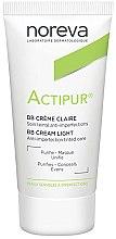 Düfte, Parfümerie und Kosmetik BB Creme - Noreva Laboratoires Actipur Tinted BB Cream