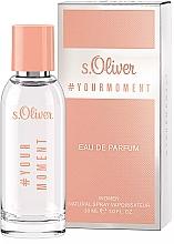 Düfte, Parfümerie und Kosmetik S. Oliver #Your Moment - Eau de Parfum