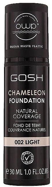 Glättende Foundation - Gosh Chameleon Foundation
