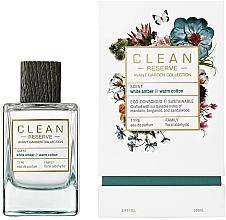 Düfte, Parfümerie und Kosmetik Clean White Amber & Warm Cotton - Eau de Parfum